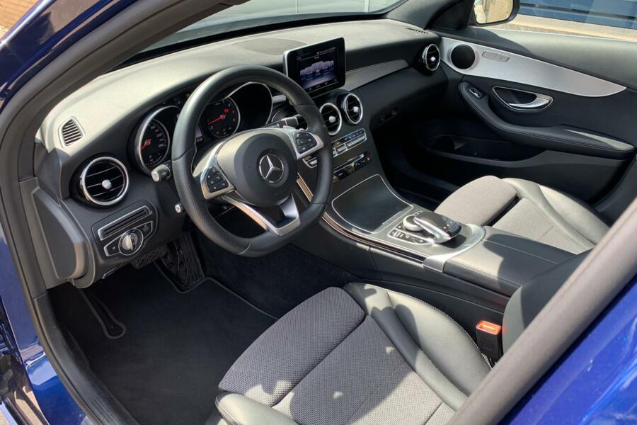 Mercedes C-klasse 180 Sport Edition