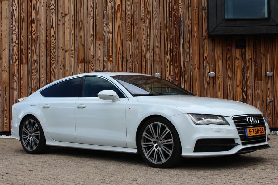 Audi A7 Sportback 3.0 TDI Pro Line S Plus Glazendak
