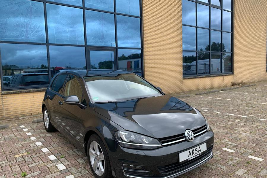 Volkswagen Golf 1.4 TSI Highline | DSG | Navi | Stuurvw |LED