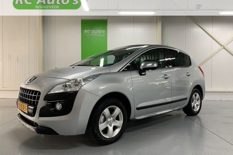 Peugeot 3008 1.6T GT CRUISE-PANO-TREKHAAK-HEAD UP-NAVI