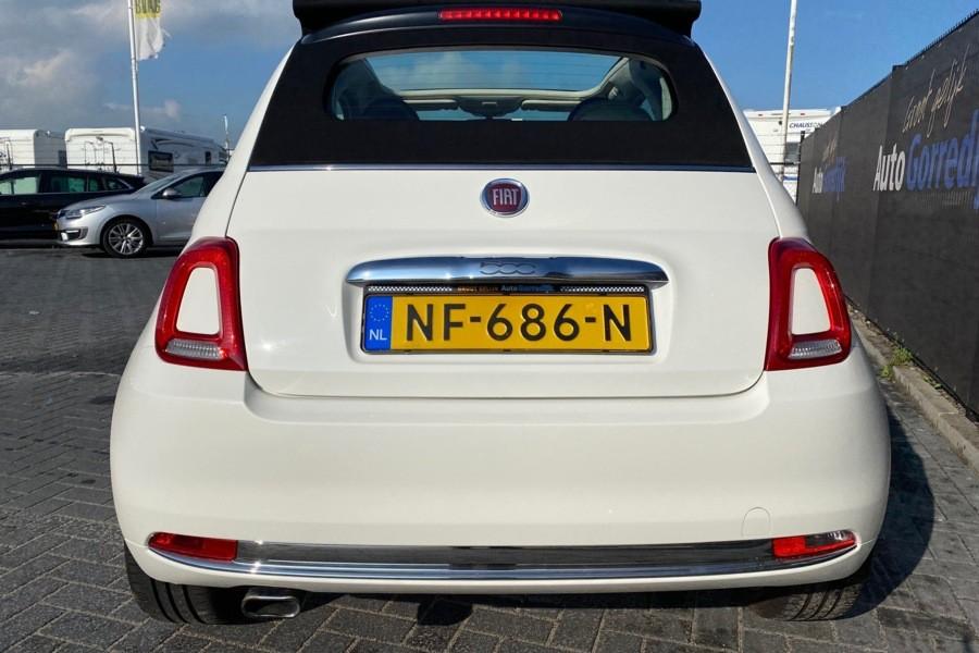Fiat 500 c Turbo Sport Cabrio Navigatie,16 inch  24.685 km