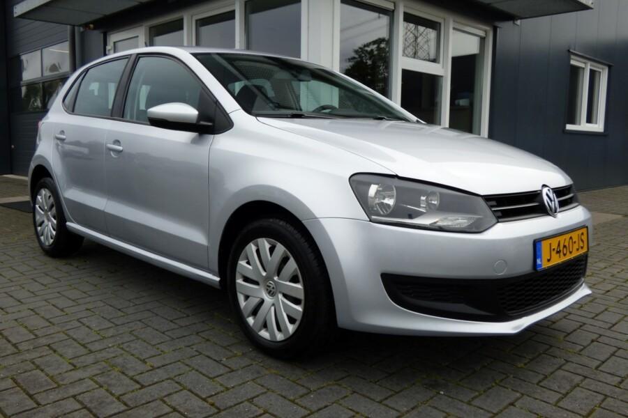 Volkswagen Polo 1.2-12V Trendline | 5-DEURS | AIRCO | 77000 KM!!!