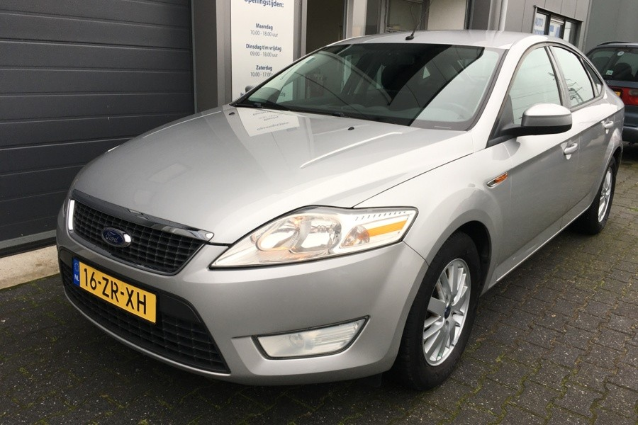 Ford Mondeo 1.6-16V Trend Clima/Cruise/LMV