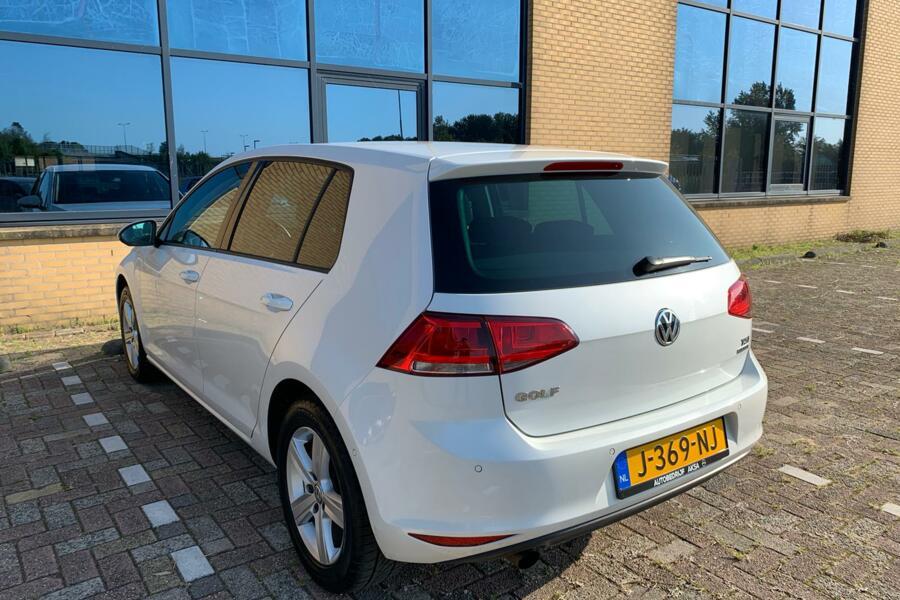 Volkswagen Golf 1.2 TSI DSG Automaat  Garantie   Inparkeren