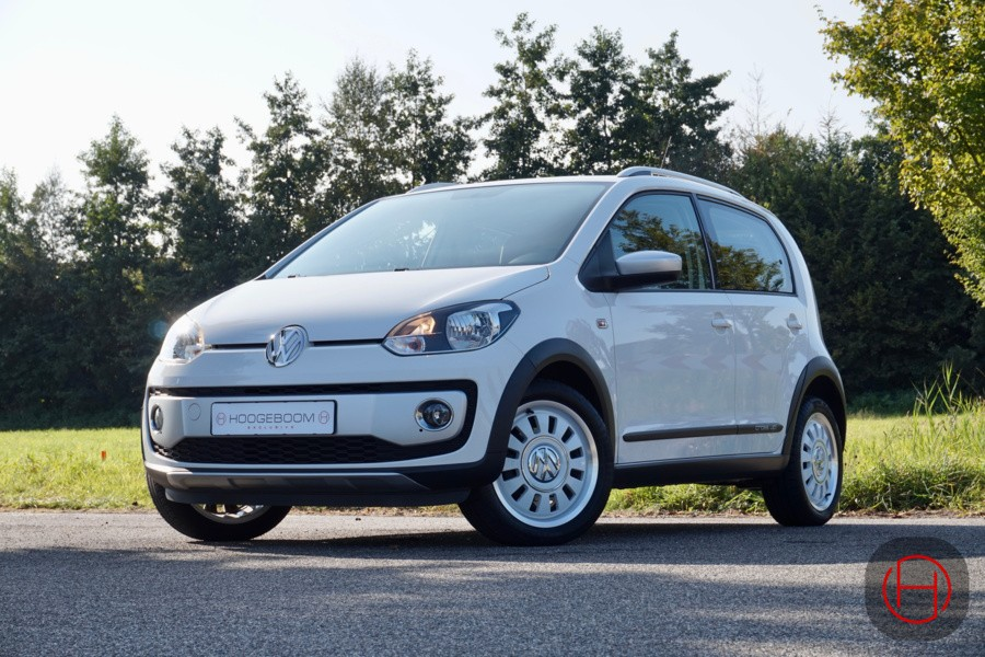 Volkswagen Up! 1.0 cross up! |Speciale uitvoering | Retro