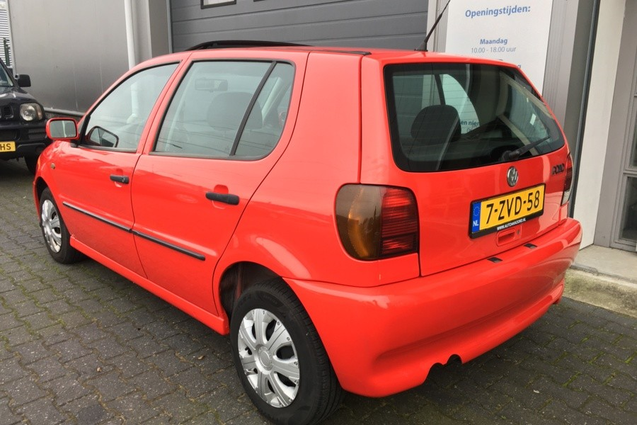 Volkswagen Polo 1.4 5-drs
