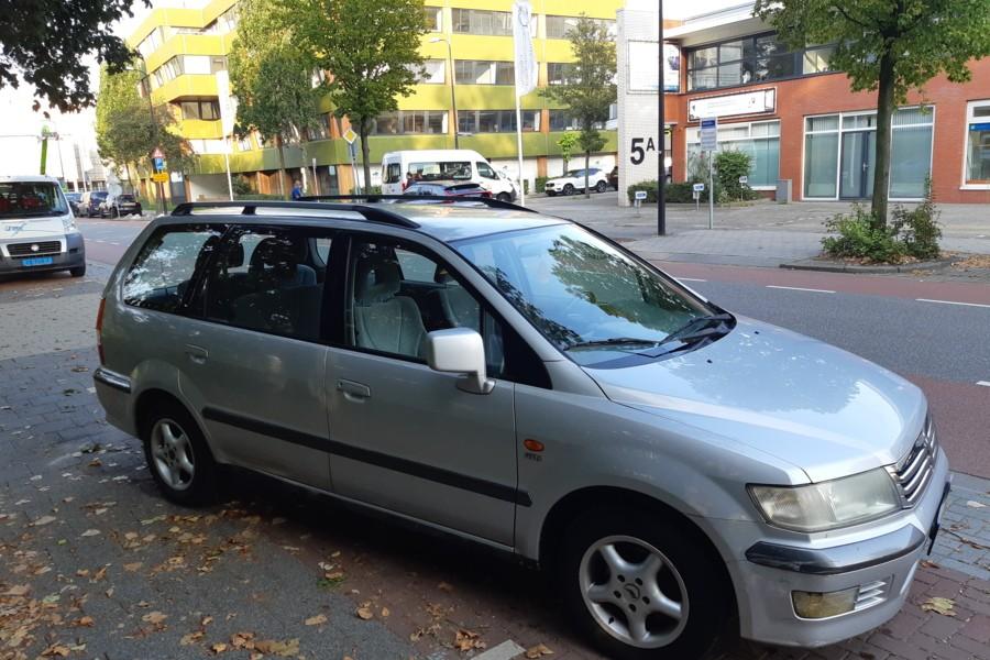 Mitsubishi Space Wagon 2.4 GDI GLXi 6p. Inruilauto