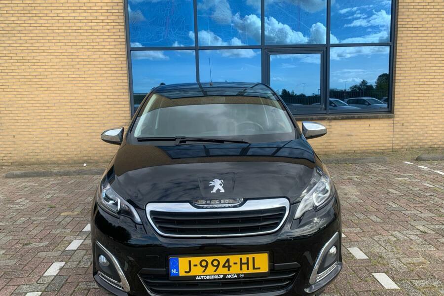 Peugeot 108 1.0 e-VTi 15 inch Airco | Sportvelgen| Garantie
