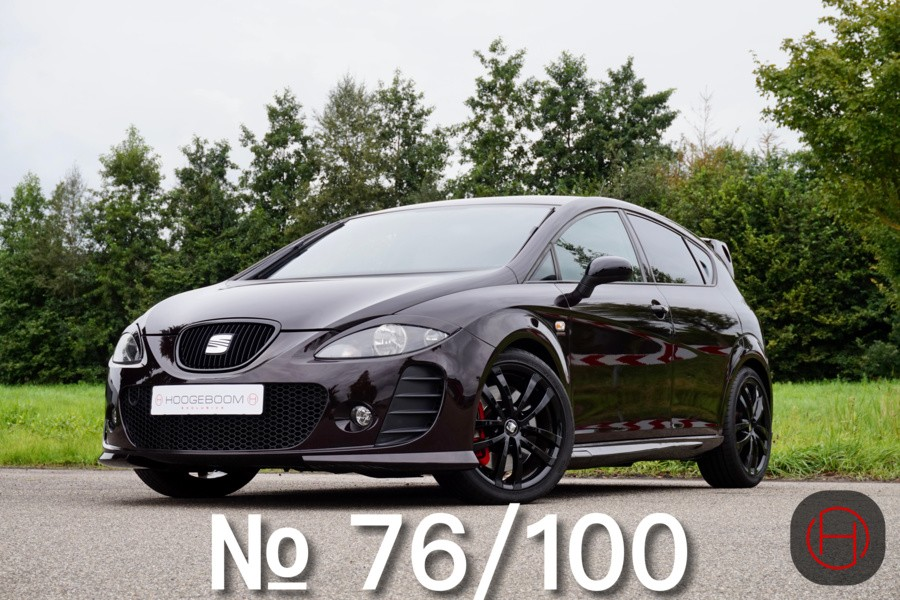 Seat Leon 310 PK Cupra | Limited Edition 310 (100 gebouwd)