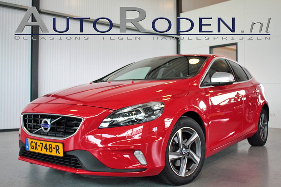 Volvo V40 2.0 D2 R-Design Business
