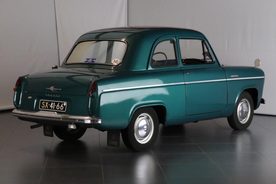 Ford Anglia - MOOI 31.000 KM
