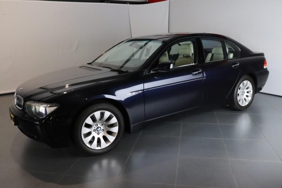 BMW 760i V12 INDIVIDUAL 124.000KM Nw.pr.:212.304, -