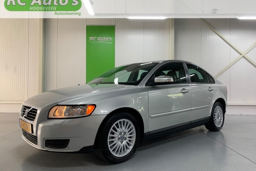 Volvo S40 2.4 CRUISE-ECC-TREKHAAK