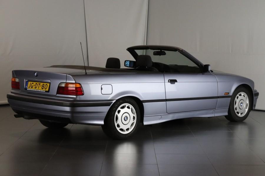 BMW 3-serie Cabrio - 318i 2e EIGENAAR NL-AUTO 175.000 KM!