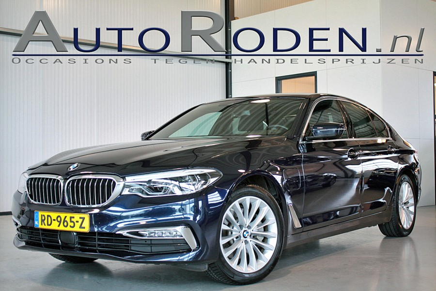 BMW 5-serie 530e iPerformance High Executive Luxury Line