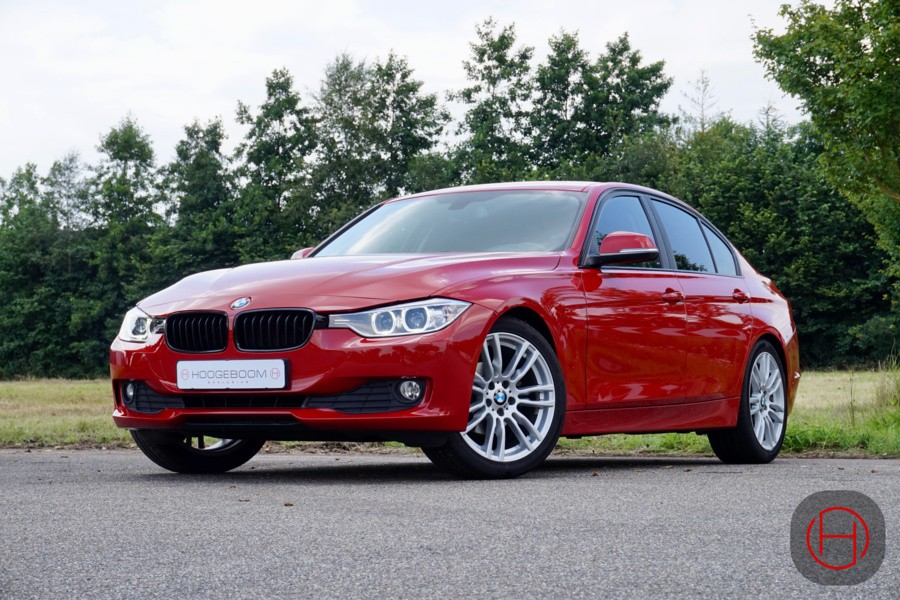 BMW 3-serie 320d High Executive | Navi | Leer | Xenon | NAP