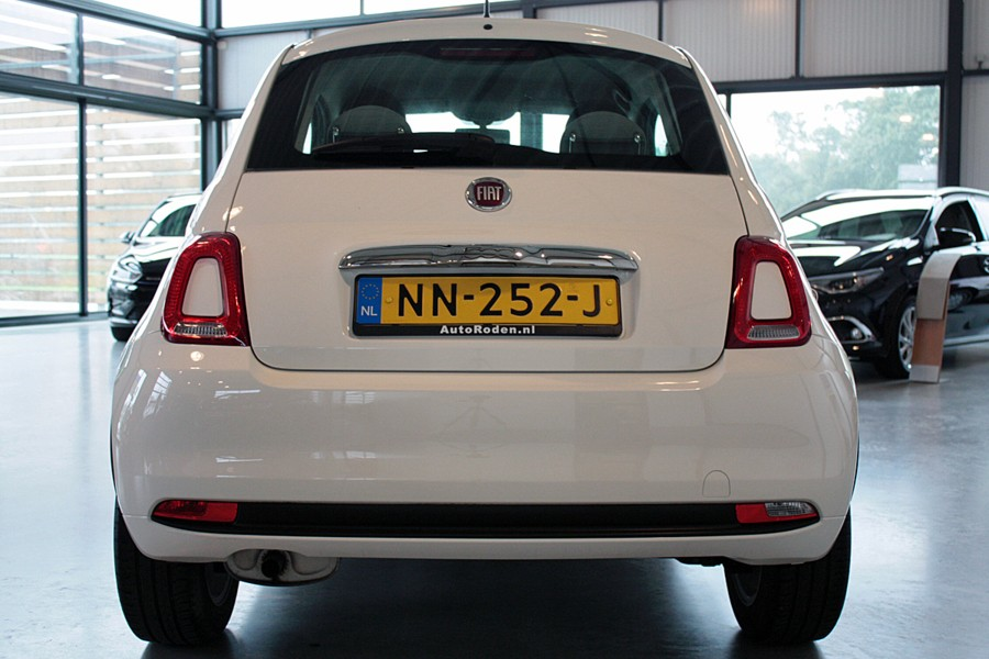 Fiat 500 1.2 Popstar 4-cyl AirCo/Cruise/LM velg