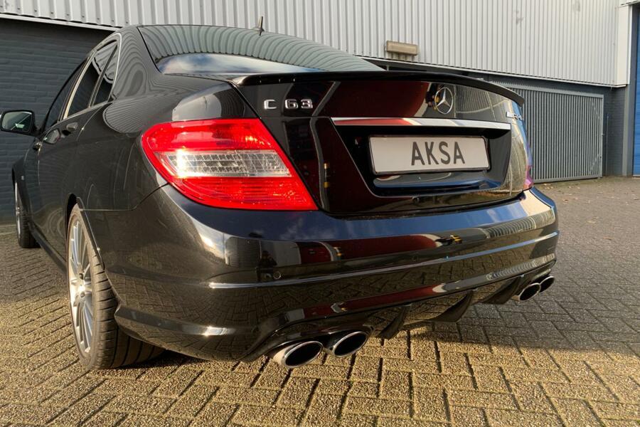 Mercedes C-klasse 63 AMG 487pk Performance Package Schuifdak