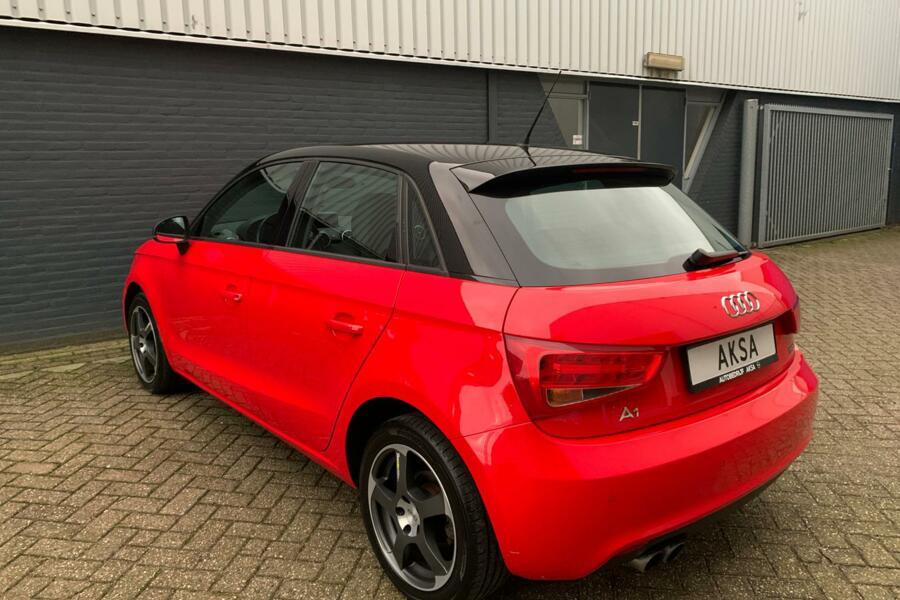 Audi A1 Sportback 1.4 TFSI 122pk | Navi | Stlvw | Garantie