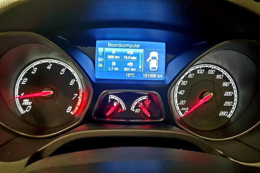 Ford Focus ST 2.0 Ecoboost  niet goed geld terug garantie