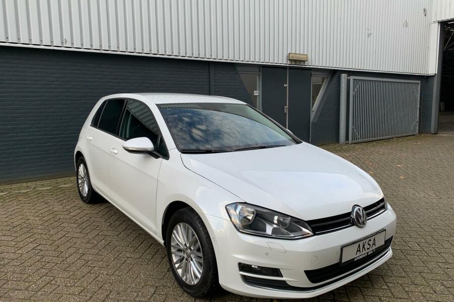 Volkswagen Golf 1.2 TSI Automaat | Garantie 6mnd | Trekhaak
