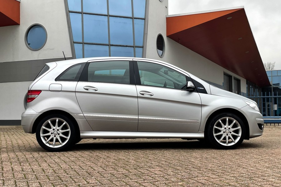 Mercedes B-klasse 160 BlueEFFICIENCY PRIJS IS RIJKLAAR