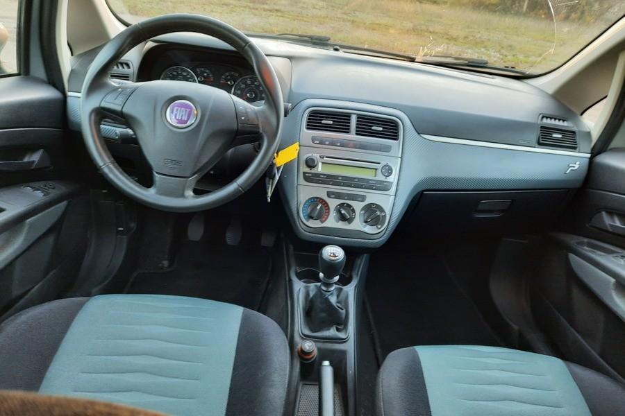 Fiat Grande Punto 1.4 Nette staat AIRCO NAP