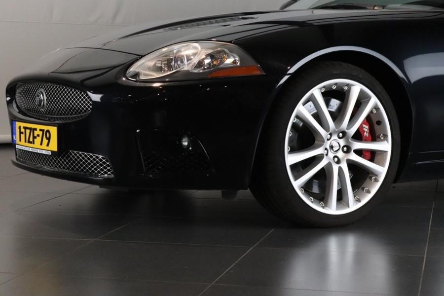 Jaguar XKR - 4.2 V8 Coupé Bowers + Wilkins surround/volleder