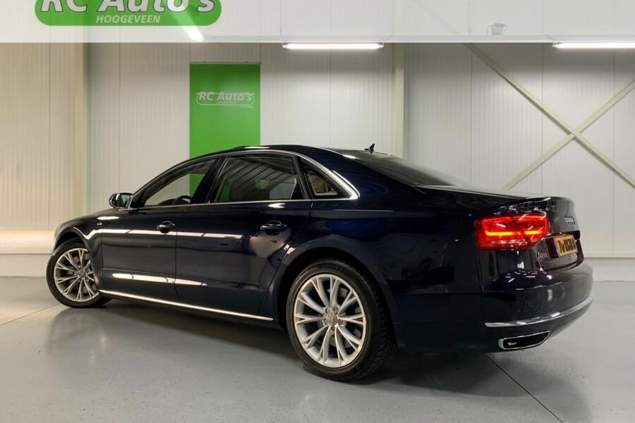Audi A8 6.3 W12 quattro Lang Pro Line+