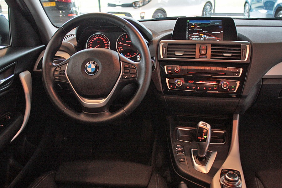 BMW 1-serie 118i EDE Executive Corporate Lease Automaat