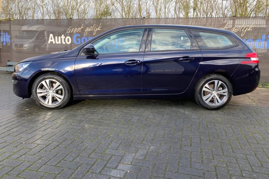 Peugeot 308 SW 1.6 BlueHDI Blue Lease Pack 112.666 Km