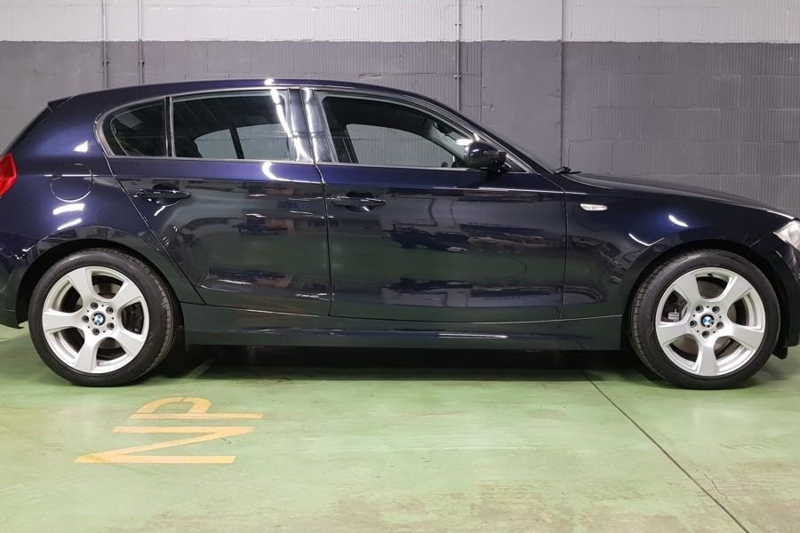 BMW 1-serie 130i navigatie niet goed geld terug garantie