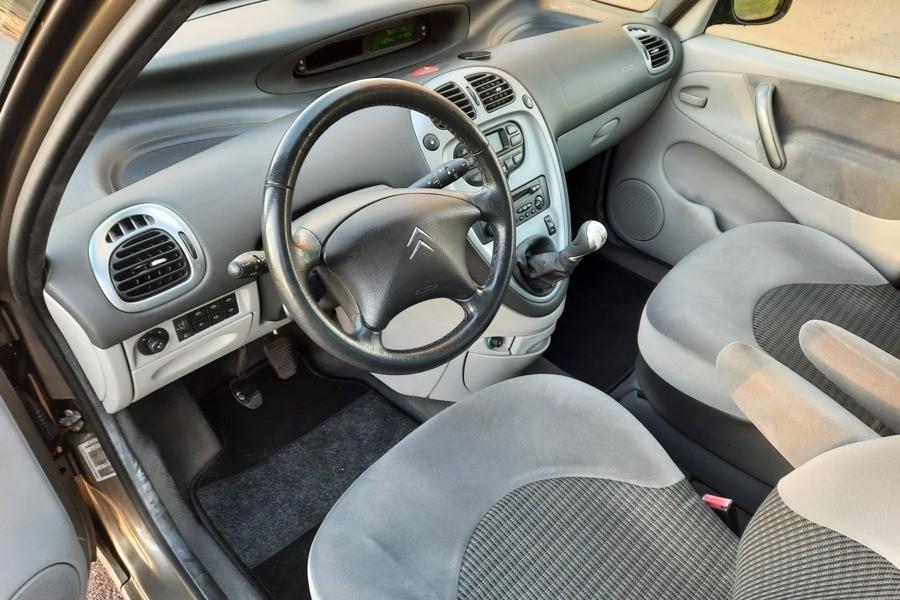 Citroen Xsara Picasso  Clima Airco Lage Km stand