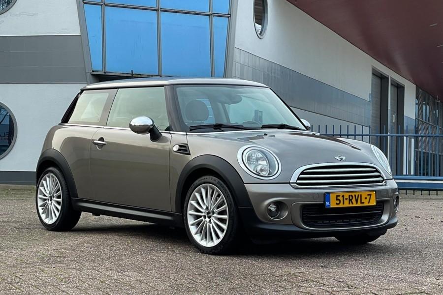 Mini Mini 1.6 BusinessLine  Leer/airco/cruise