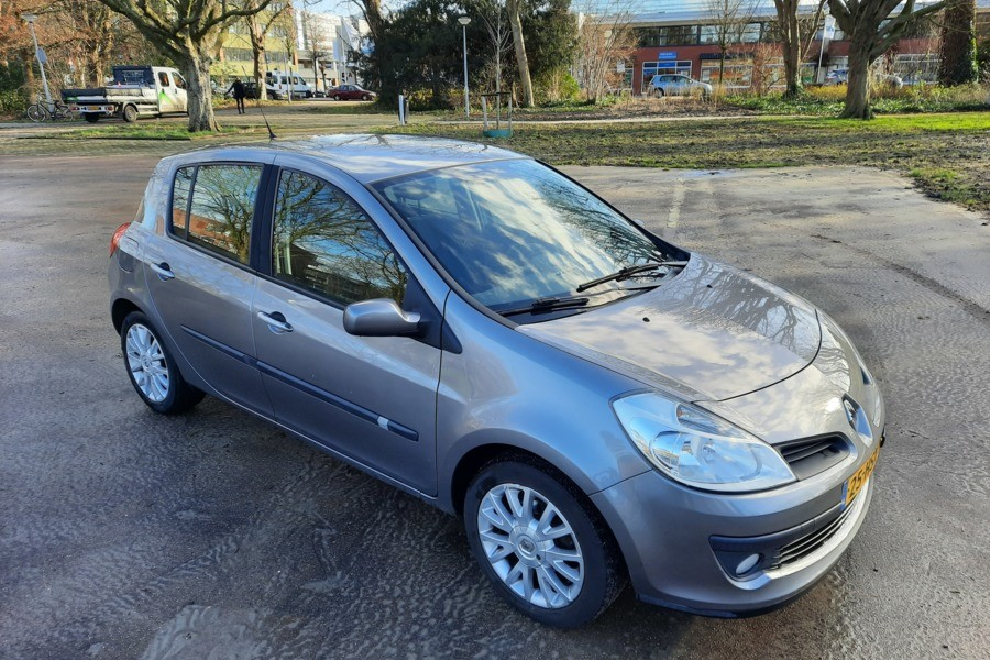 Renault Clio 1.2 TCE Collection NAP Airco Cruise