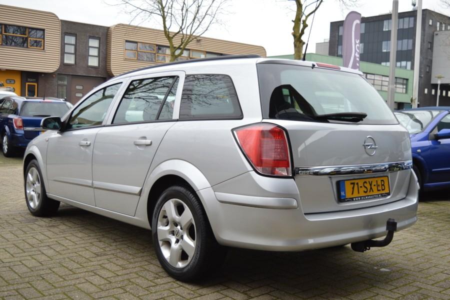 Opel Astra Wagon 1.6 Edition|Airco|Trekhaak|Nieuwe Koppeling|