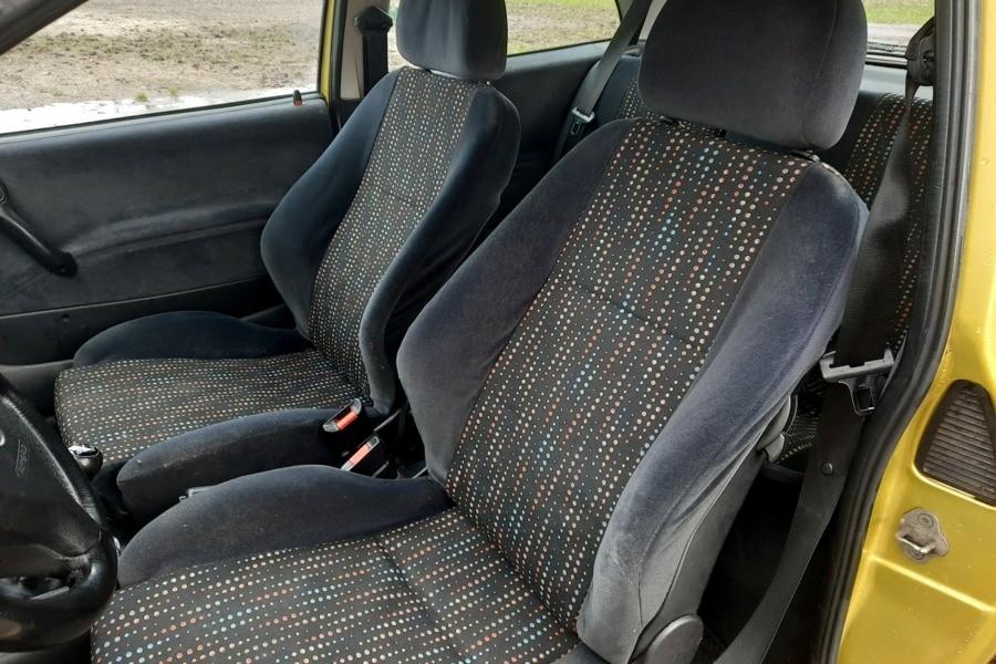 Opel Corsa 1.2i-16V Sport