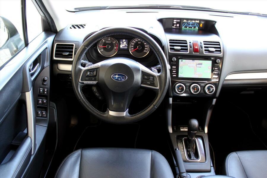 Subaru Forester 2.0D CVT 147pk Premium * Navigatie * Trekhaak * Dealeronderhouden