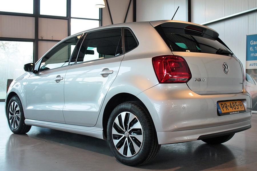 Volkswagen Polo 1.0 BlueMotion Edition