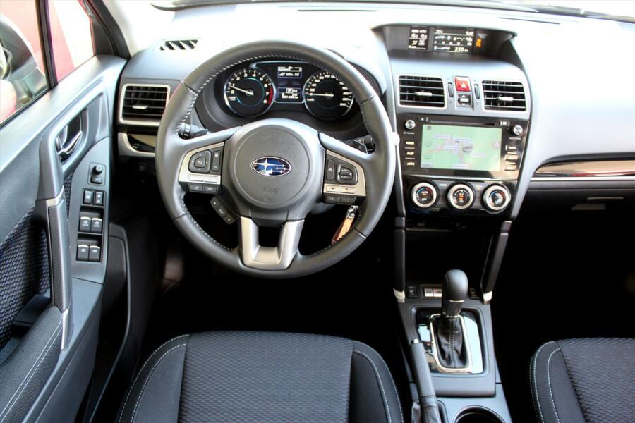 Subaru Forester 2.0 CVT Luxury EyeSight * Navigatie * Parkeersensoren * BI-LED