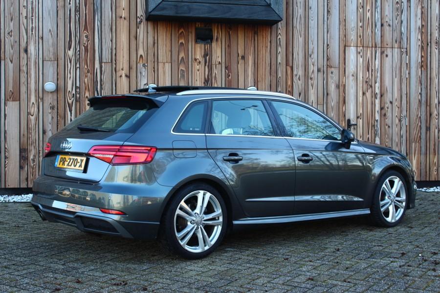 Audi A3 Sportback 1.0 TFSI Sport S Line Edition Pano B&O incl BTW
