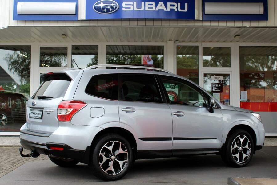 Subaru Forester 2.0 CVT Executive * Navigatie * Trekhaak * 18 Inch