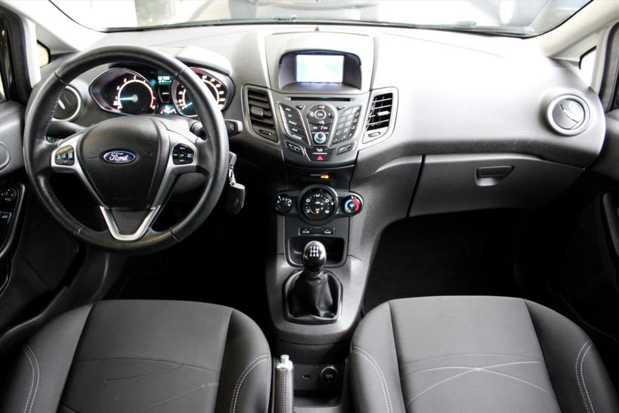 FORD Fiesta 1.0 80pk 5Drs Style Ultimate * Navigatie * Parkeersensoren