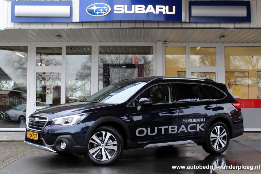 Subaru Outback 2.5 CVT EyeSight X-Explore