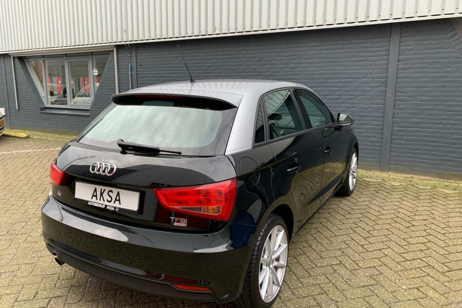 Audi A1 Sportback 1.0 TFSI 95pk S-Tronic | Garantie |Stoelvw