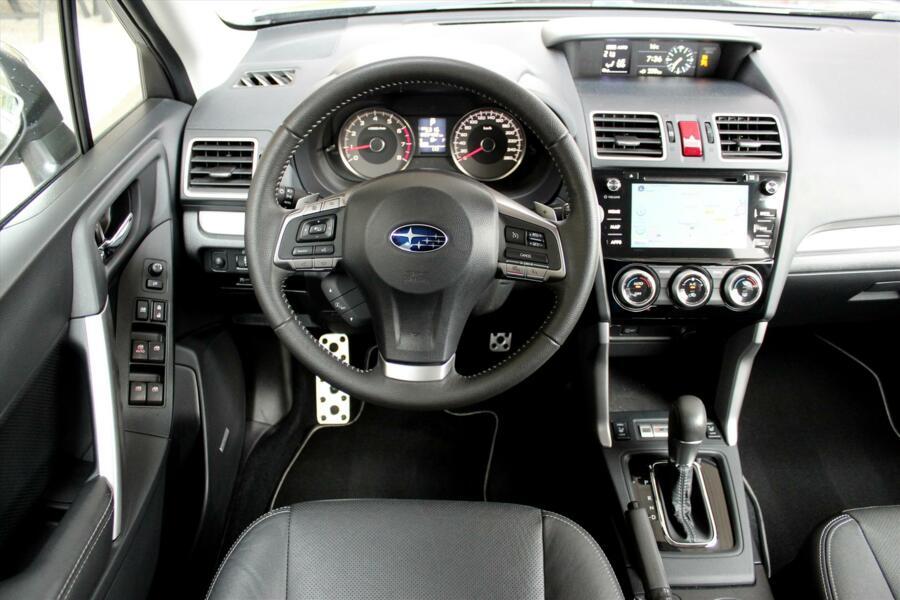 Subaru Forester 2.0XT 240pk CVT Sport Premium * Navigatie * Trekhaak * Parkeersensoren * Harman Kardon