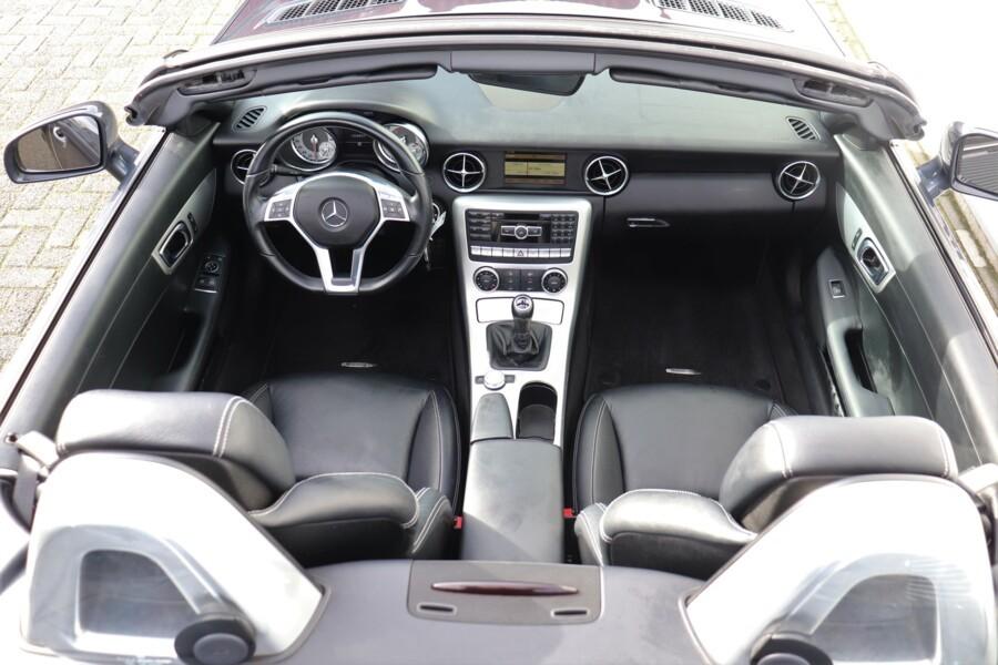 Mercedes SLK-klasse 200 | 1e Eig.! | Leer | Xenon | ZONDAGS OPEN!