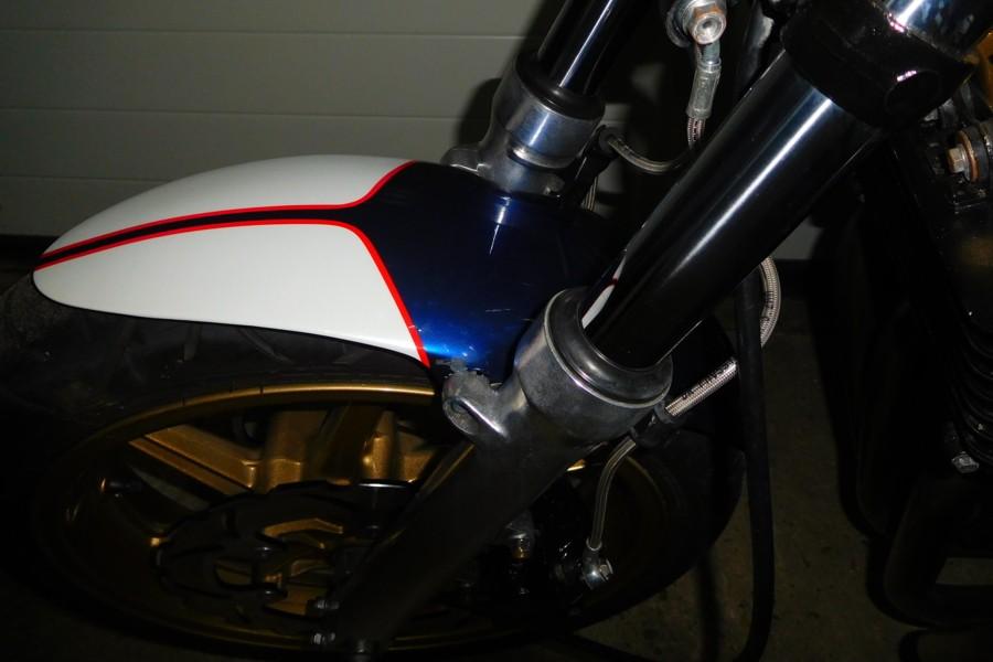 Honda Tailor CB 750 F2 Seven Fifty