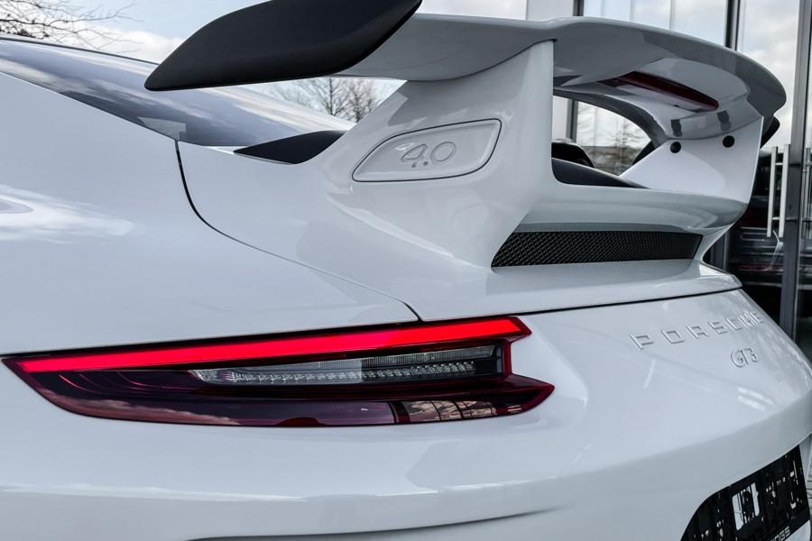 Porsche 911 GT3 4.0 PCCB Lift Carbon-stoelen BOSE Camera