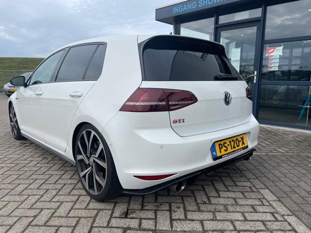 Volkswagen Golf 2.0 TSI GTI Performance  5D verkocht